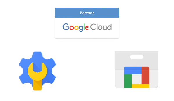 Integration with G Suite by Google Cloud Partner